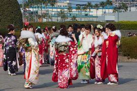 Japonský rok – zvyky a svátky