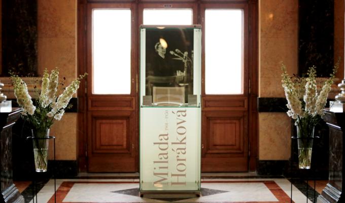 V Národním muzeu máte jedinečnou příležitost vidět poslední dopis Milady Horákové