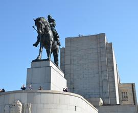 Akce s Dějiny s nadhledem se konala na Národním památníku na Vítkově