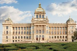 Komentovaná prohlídka Historické budovy Národního muzea pro školy