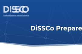 DiSSCo Prepare