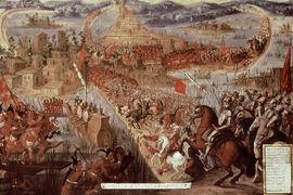 Dobytí aztécké říše (1521)
