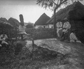 výstava Stará Ukrajina Františka Řehoře