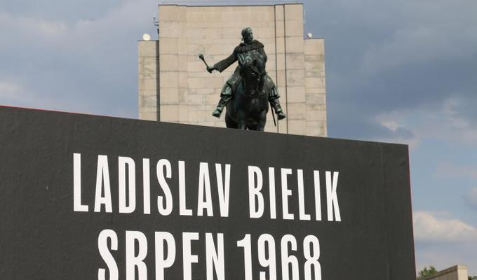 Národní památník na Vítkově otevřel dvě nové výstavy k výročí okupace