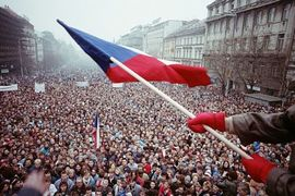 Od pražského jara po sametovou revoluci