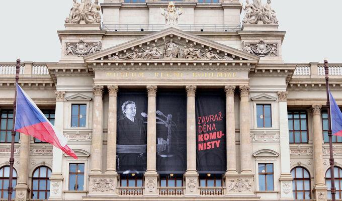 Milada Horáková o Národním muzeu