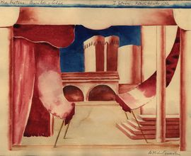 Bedřich Feuerstein, Braniboři v Čechách, 1923