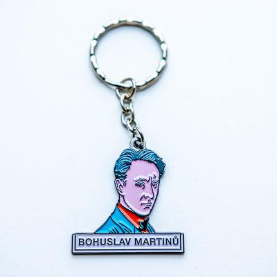 Klíčenka Bohuslav Martinů