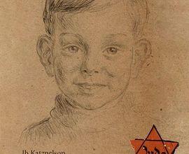 Obálka knihy Iba Katznelsona, která popisuje jeho osobní zkušenosti s pobytem v terezínském ghettu.