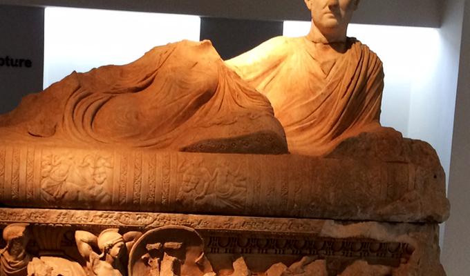 Národní muzeum se bude podílet na záchraně světového kulturního dědictví v Sýrii