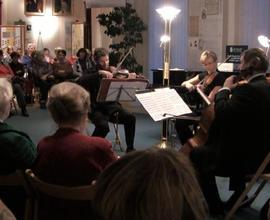 Koncert v Muzeum Bedřicha Smetany