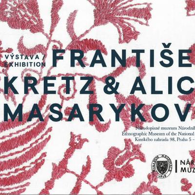 František Kretz a Alice Masaryková