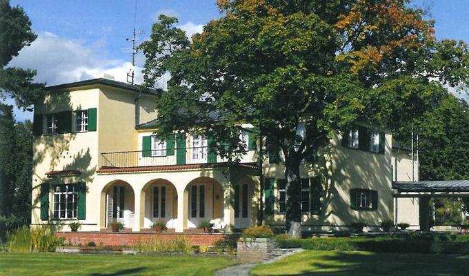 Prohlídky Benešovy vily v Sezimově Ústí si již mohou návštěvníci rezervovat