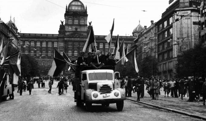 21. srpna 1968 – připomínáme si 49 let od okupace a střelby na Národní muzeum