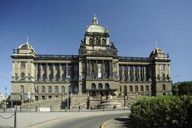 Den otevřených dveří Historické budovy Národního muzea