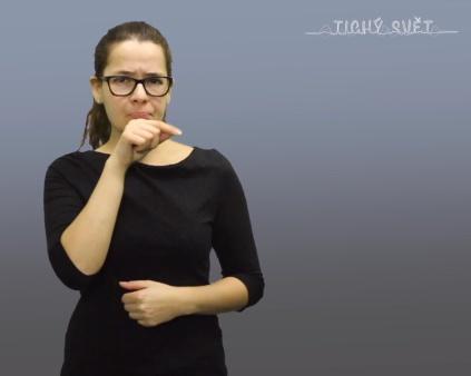 Neslyšící návštěvníci v Nové budově Národního muzea nahlédnou díky znakovému průvodci do fascinujícího světa živočichů