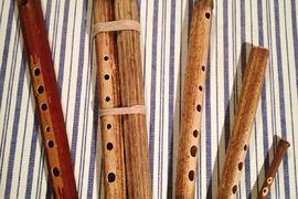 Tradiční řemeslné dílny – Lidové flétny