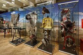 Náprstkovo muzeum prodlužuje výstavu Indiáni!