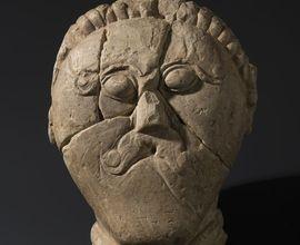 Opuková hlava Kelta