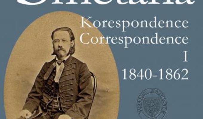 Vyšlo první souborné kritické vydání Smetanovy korespondence
