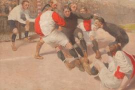 Trojrozměrná sbírka Oddělení dějin tělesné výchovy a sportu