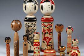 Japonské tradiční hračky