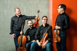 Zemlinského kvarteto: Souborné provedení Dvořákových smyčcových kvartetů