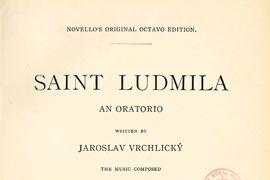 Svatá Ludmila v české hudbě