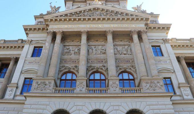 Historická budova Národního muzea se opět otevírá veřejnosti!