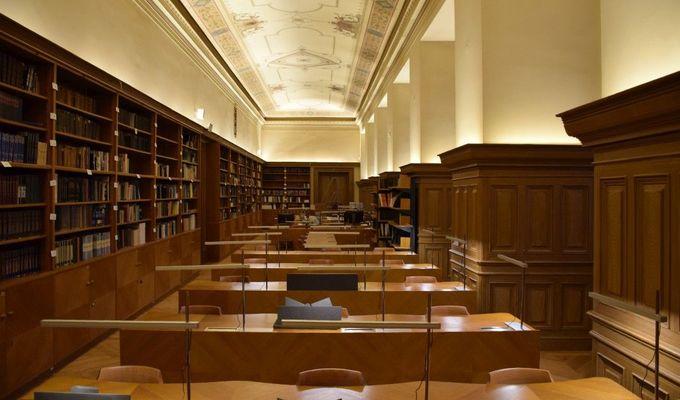 Studovny Národního muzea  jsou od 3. prosince znovu postupně otevírány