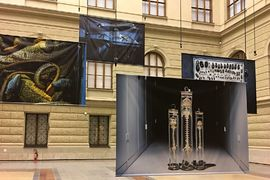 Národní muzeum představí své sbírky prostřednictvím velkých uměleckých fotografií