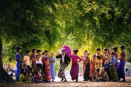 Krásy Barmy