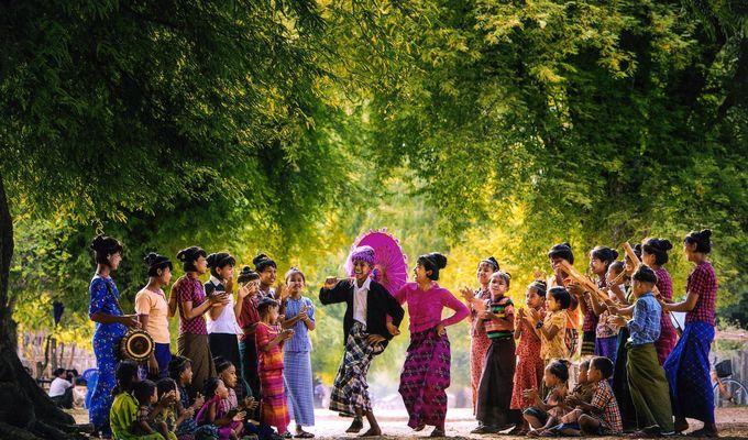 Objevte krásy Barmy v Náprstkově muzeu