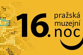Webové stránky 16. Pražské muzejní noci byly spuštěny!