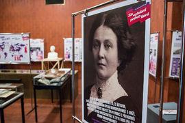 Příběh boje za volební právo žen v Národním památníku na Vítkově