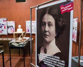 Za volební právo žen