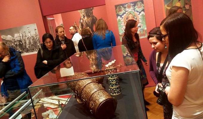 Náprstkovo muzeum po více jak padesáti letech připravilo výstavu o Tibetu
