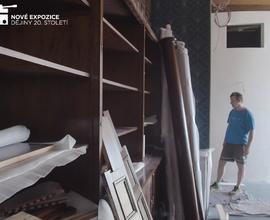 Instalace Salonu Bárta v nových expozicích