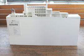 Národní muzeum představilo haptický model Národního památníku na Vítkově