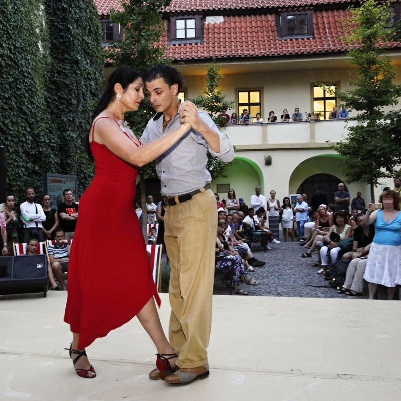 Argentinské tango – zavři oči a tanči