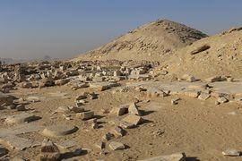 Objev Chuyho zdobené hrobky v jižní Sakkáře