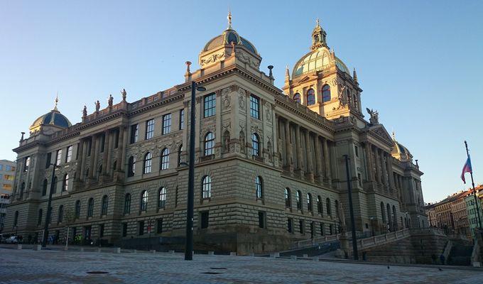Historická budova Národního muzea se v únoru uzavře