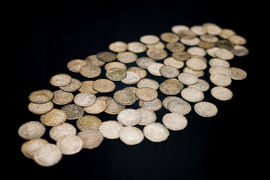 Poklady numismatických sbírek v Národním muzeu
