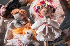 Tradiční řemeslné dílny: Panenky – látkové a motanky