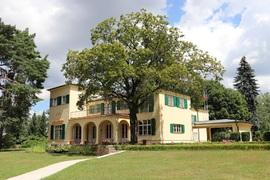 Lektorované vzdělávací programy v areálu Benešovy vily v Sezimově Ústí