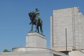 Lektorovaná prohlídka Národního památníku na Vítkově