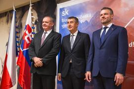 Na Bratislavském hradě byla zahájena Česko-slovenská / Slovensko-česká výstava