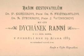 Sbírka Archivu Náprstkova muzea
