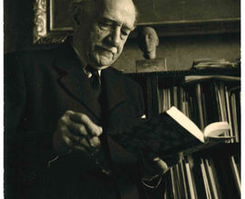 Josef Bohuslav Foerster (1859–1951) přednášel na mistrovské škole Pražské konzervatoře skladbu.