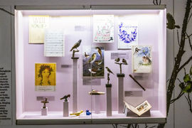Komentovaná prohlídka výstavy Hudební zvěřinec